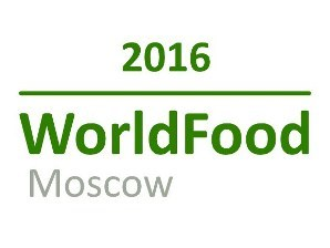 We can be found at Moscow Worldfood exhibition on September 12-14